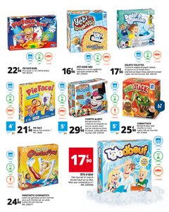 Catalogue Auchan Luxembourg Noël 2017 page 67