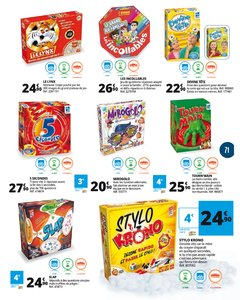 Catalogue Auchan Luxembourg Noël 2017 page 71