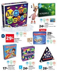 Catalogue Auchan Luxembourg Noël 2017 page 74