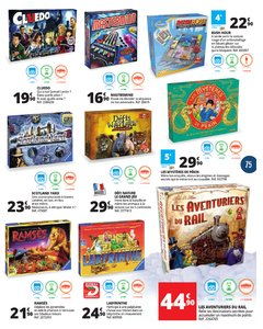 Catalogue Auchan Luxembourg Noël 2017 page 75