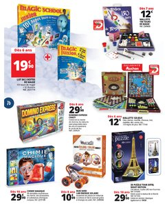 Catalogue Auchan Luxembourg Noël 2017 page 76