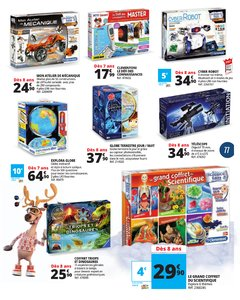 Catalogue Auchan Luxembourg Noël 2017 page 77