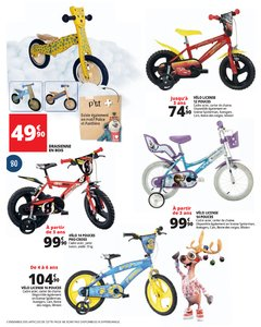 Catalogue Auchan Luxembourg Noël 2017 page 80