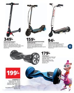 Catalogue Auchan Luxembourg Noël 2017 page 83