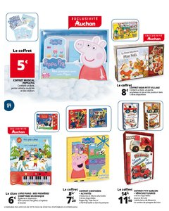 Catalogue Auchan Luxembourg Noël 2017 page 84