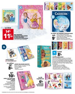 Catalogue Auchan Luxembourg Noël 2017 page 86