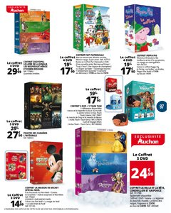 Catalogue Auchan Luxembourg Noël 2017 page 87