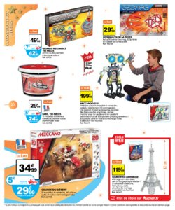 Catalogue Auchan Noël 2015 page 26