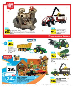 Catalogue Auchan Noël 2015 page 36