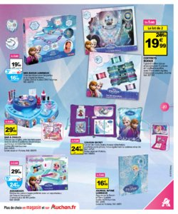 Catalogue Auchan Noël 2015 page 49