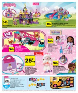 Catalogue Auchan Noël 2015 page 54