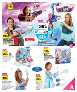 Catalogue Auchan Noël 2015 page 55