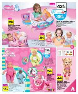 Catalogue Auchan Noël 2015 page 59