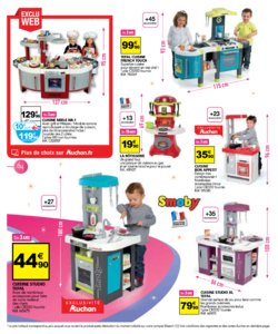 Catalogue Auchan Noël 2015 page 64