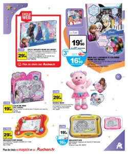 Catalogue Auchan Noël 2015 page 65