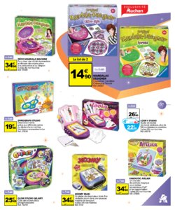 Catalogue Auchan Noël 2015 page 67