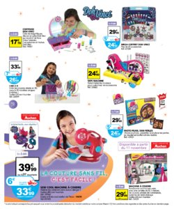 Catalogue Auchan Noël 2015 page 72