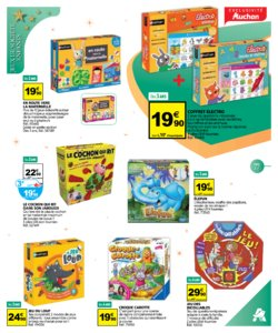 Catalogue Auchan Noël 2015 page 77