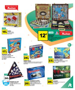 Catalogue Auchan Noël 2015 page 89