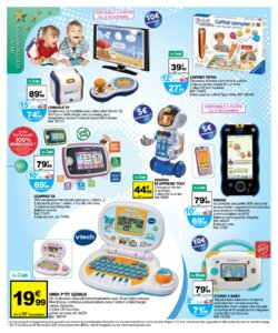 Catalogue Auchan Noël 2015 page 90