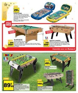 Catalogue Auchan Noël 2015 page 94