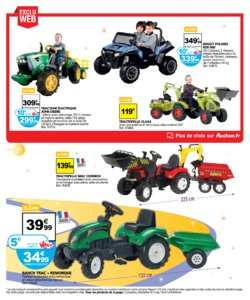 Catalogue Auchan Noël 2015 page 96