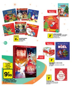 Catalogue Auchan Noël 2015 page 104