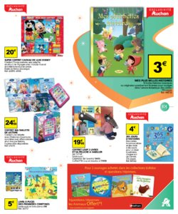 Catalogue Auchan Noël 2015 page 105