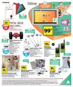Catalogue Auchan Noël 2015 page 107