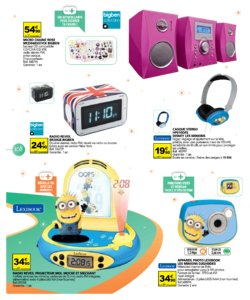 Catalogue Auchan Noël 2015 page 108