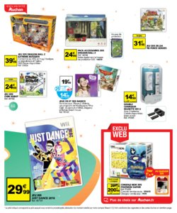 Catalogue Auchan Noël 2015 page 112