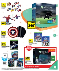 Catalogue Auchan Noël 2015 page 115