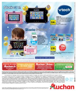 Catalogue Auchan Noël 2015 page 116