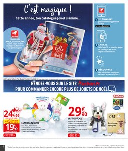 Catalogue Auchan Supermarché Noël 2017 page 2