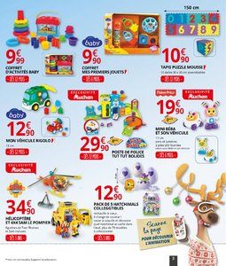 Catalogue Auchan Supermarché Noël 2017 page 3