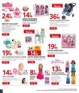 Catalogue Auchan Supermarché Noël 2017 page 4