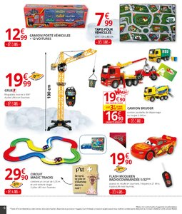 Catalogue Auchan Supermarché Noël 2017 page 6