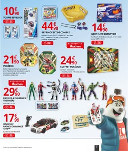 Catalogue Auchan Supermarché Noël 2017 page 7