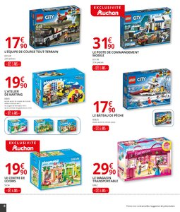 Catalogue Auchan Supermarché Noël 2017 page 8