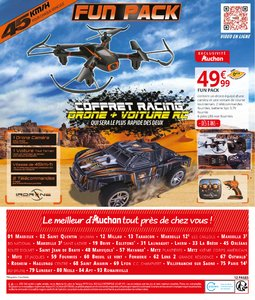 Catalogue Auchan Supermarché Noël 2017 page 12