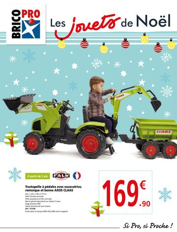Catalogue Brico Pro Noël 2018