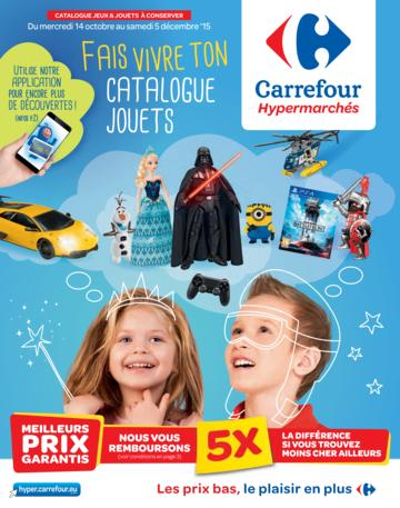 Catalogue Carrefour Belgique Noël 2015