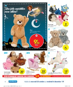 Catalogue Carrefour Belgique Noël 2019 page 4