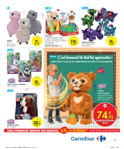 Catalogue Carrefour Belgique Noël 2019 page 5