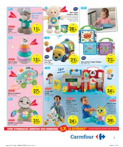 Catalogue Carrefour Belgique Noël 2019 page 7