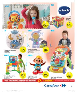 Catalogue Carrefour Belgique Noël 2019 page 9