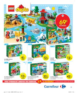 Catalogue Carrefour Belgique Noël 2019 page 11
