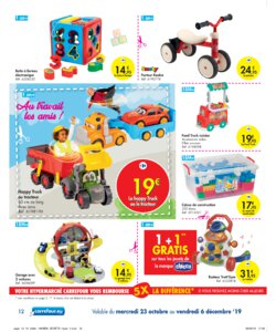 Catalogue Carrefour Belgique Noël 2019 page 12