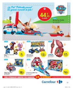 Catalogue Carrefour Belgique Noël 2019 page 13