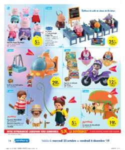 Catalogue Carrefour Belgique Noël 2019 page 14